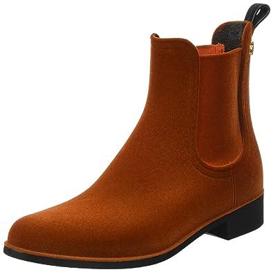 LEMON JELLY Velvety, Chelsea Boots Femme, (Brick 10), 39 EU