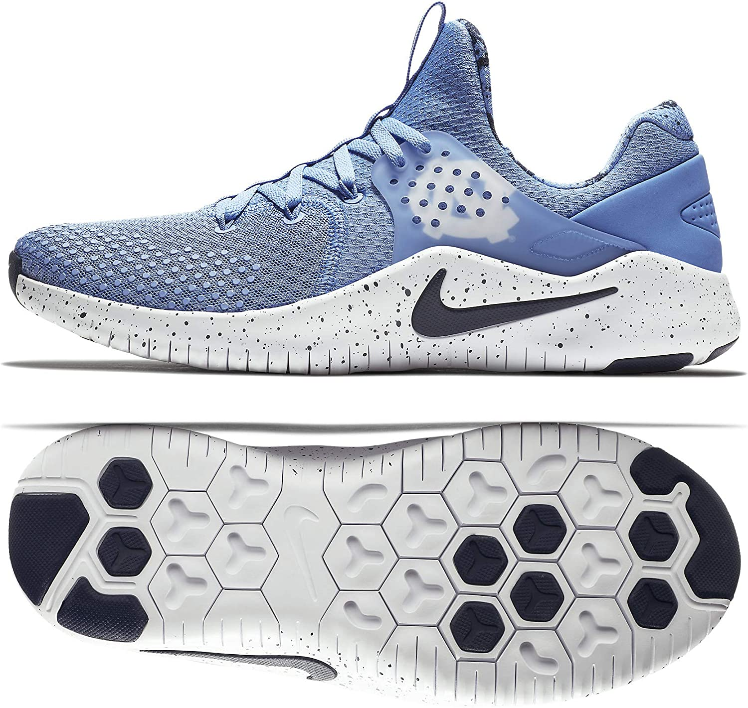 Nike Free TR 8 North Carolina AR0407 400 Valor BlueCollege