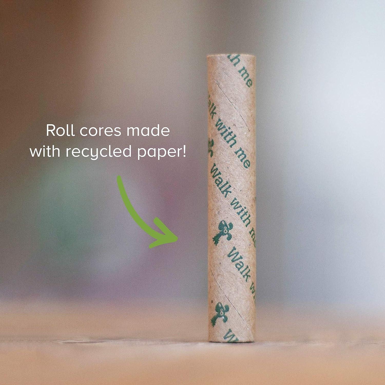 Poop Bags POEP003 Sacchetti Igienici Biodegradabili 60 Pezzi Multicolore