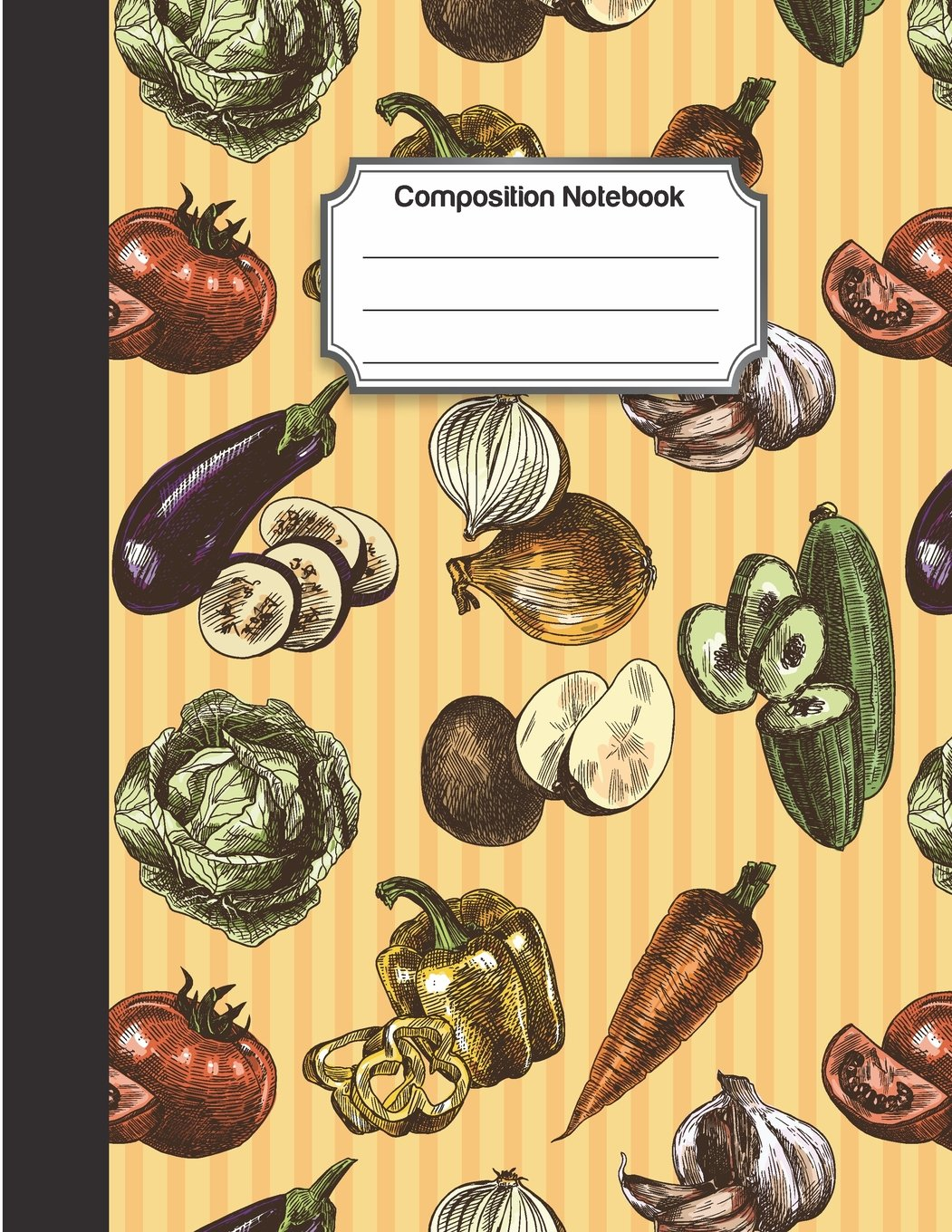 Download Composition Notebook: Color vetetable sketch pattern : College Ruled School Notebooks, Composition Notebook, Subject Daily Journal Notebook : 120 Lined Pages (Large, 8.5 x 11 in.) pdf epub