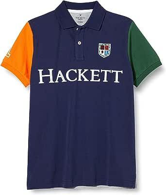 Hackett London Multi Polo Y Camisa Niños