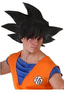 FunCostumes Adult Goku Wig