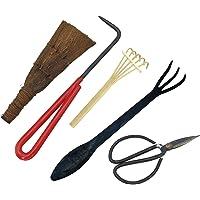BambooMN Bonsai Tool Kit 5pc Basic Care Set