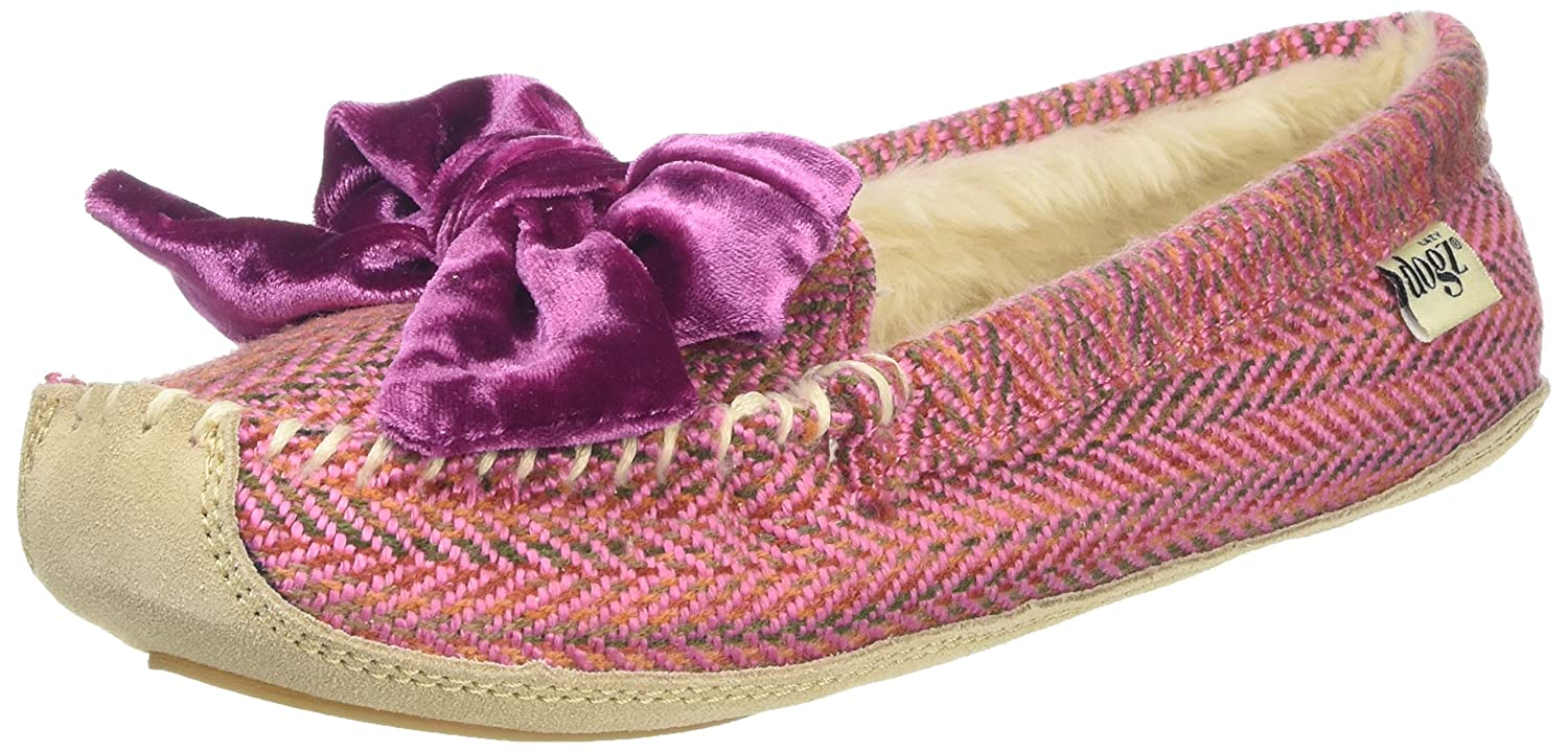 4caaa50636482 Lazy Dogz Women's's Lucy Low-Top Slippers: Amazon.co.uk: Shoes & Bags