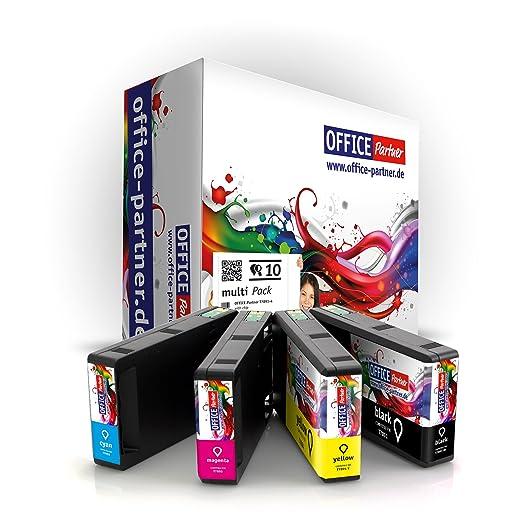 23 opinioni per Multipack 10 Cartucce di inchiostro compatibile con Epson T7891-T7894 con CHIP