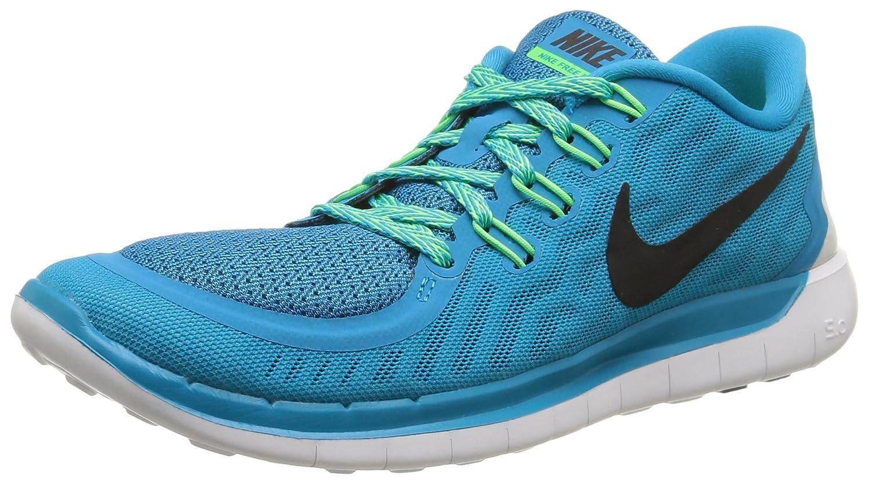Nike - Zapatillas de running, Mujer 37.5 EU|Turquesa (Blue Lagoon/Black/Voltage Green/Cp)