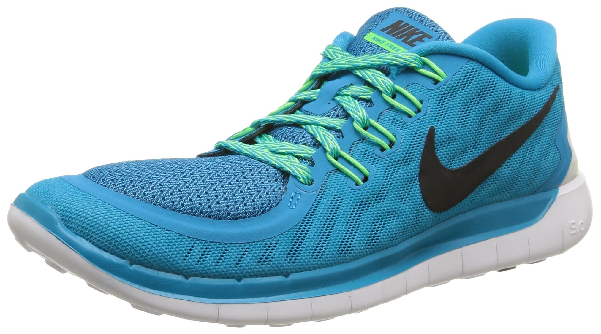 8e6179205361 Galleon - Nike Women s Free 5.0 Running Shoes (6 B(M) US