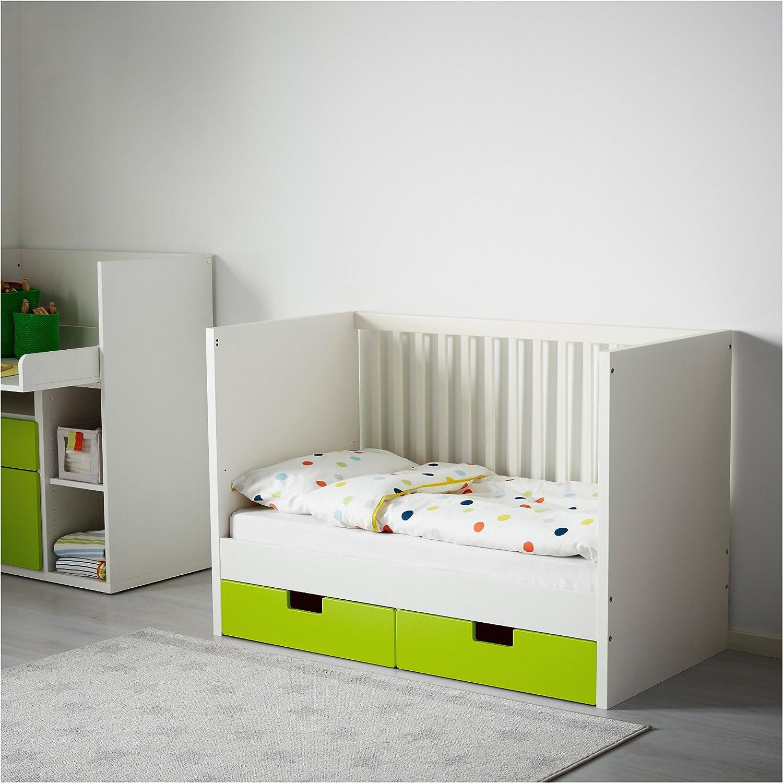 IKEA STUVA - Cuna con cajones verdes: Amazon.es: Hogar