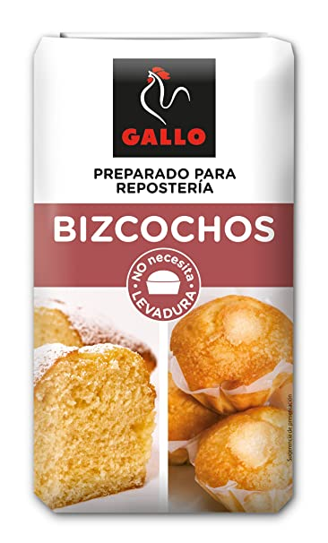 Gallo Harina Levadura - 1000 gr