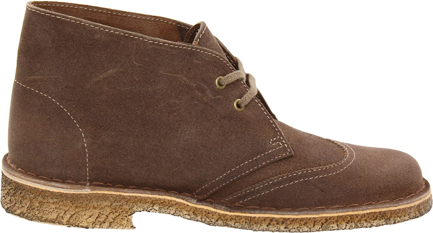 Amazon.com | Clarks Women's Desert Wing Women Desert Boot Wing Tip | Ankle  & Bootie