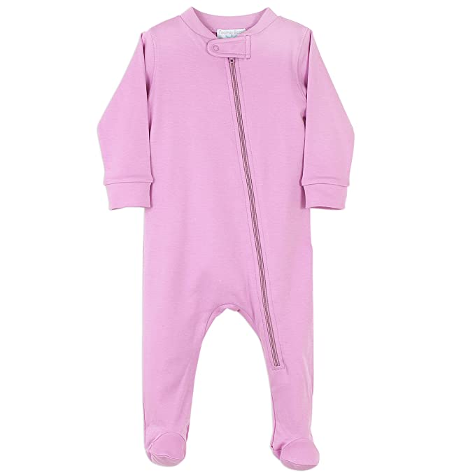 Amazon.com: feather bebé de ropa manga larga niña algodón ...