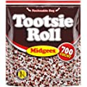 700-Count Tootsie Roll Twist Midgees Halloween Candy