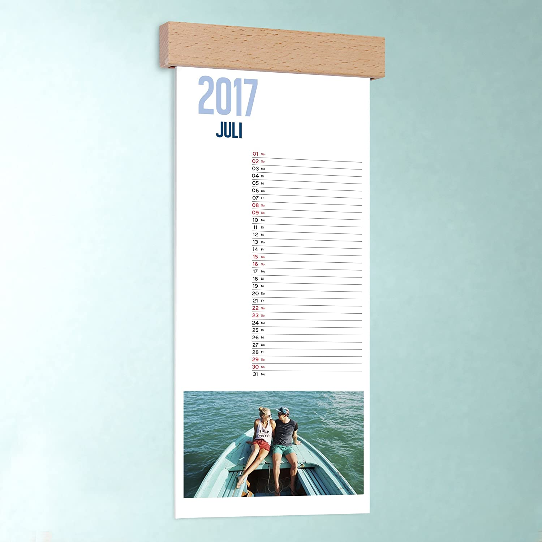 Küchen-Kalender mit Foto selber gestalten, Jahresweiser ...