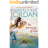 The Harmony of Love: A Christian Romance (New Hope Falls Book 7) (English Edition)