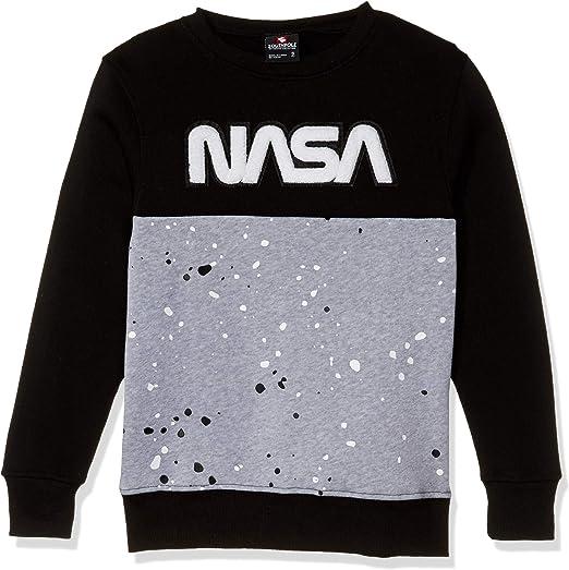 Southpole Boys Big Fleece Crewneck Sweatshirt