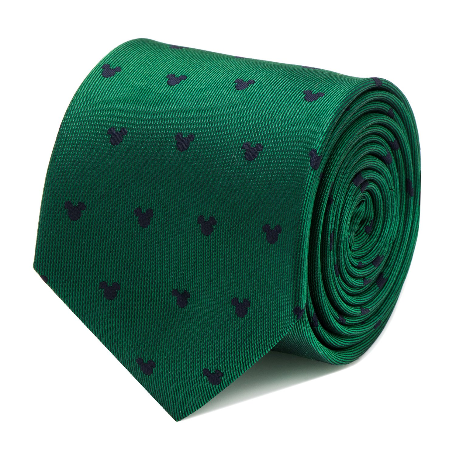 Man Fixings Disney - Mickey Mouse Corbata Verde: Amazon.es: Hogar