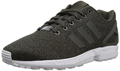 meet df9a6 f7a5d adidas Originals Women's ZX Flux W Running Shoe