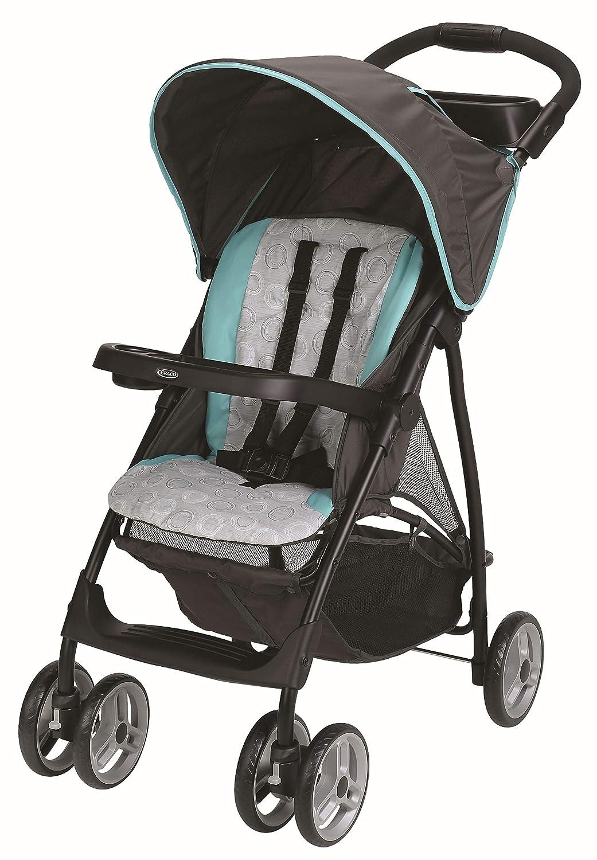 Graco LiteRider LX Lightweight Stroller, Tenley