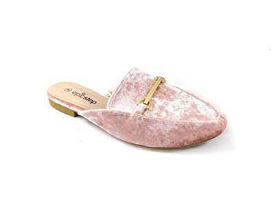 0b761a822d2 Image Unavailable. Image not available for. Color  Emma Shoes Womens Slip  On Loafers