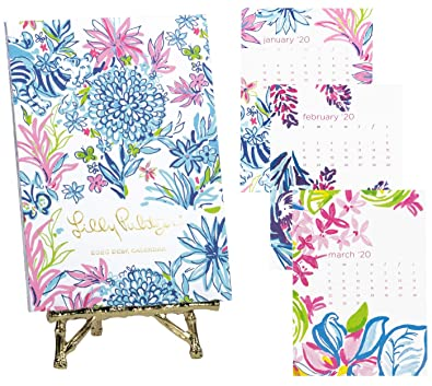 Amazon.com: Lilly Pulitzer 2020 - Calendario de 12 meses con ...