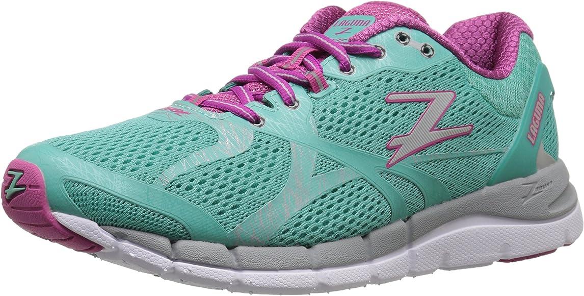Zoot Zoot Laguna Damen Laufschuh - Zapatillas de running Mujer, Turquesa - Türkis (aquamarine/passion fruit/gray), EU 39: Amazon.es: Zapatos y complementos