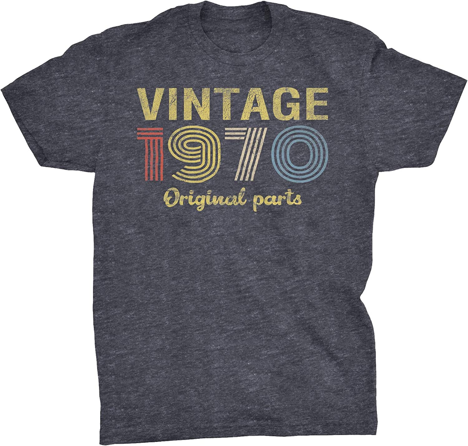 50th Birthday Gift T-Shirt - Retro