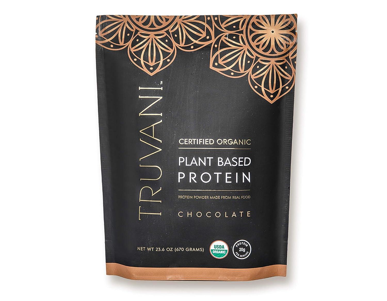 Amazon.com: TRUVANI – Polvo de proteínas a base de plantas ...