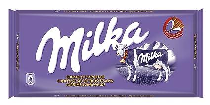 Milka Tableta de Chocolate con Leche - 125 g