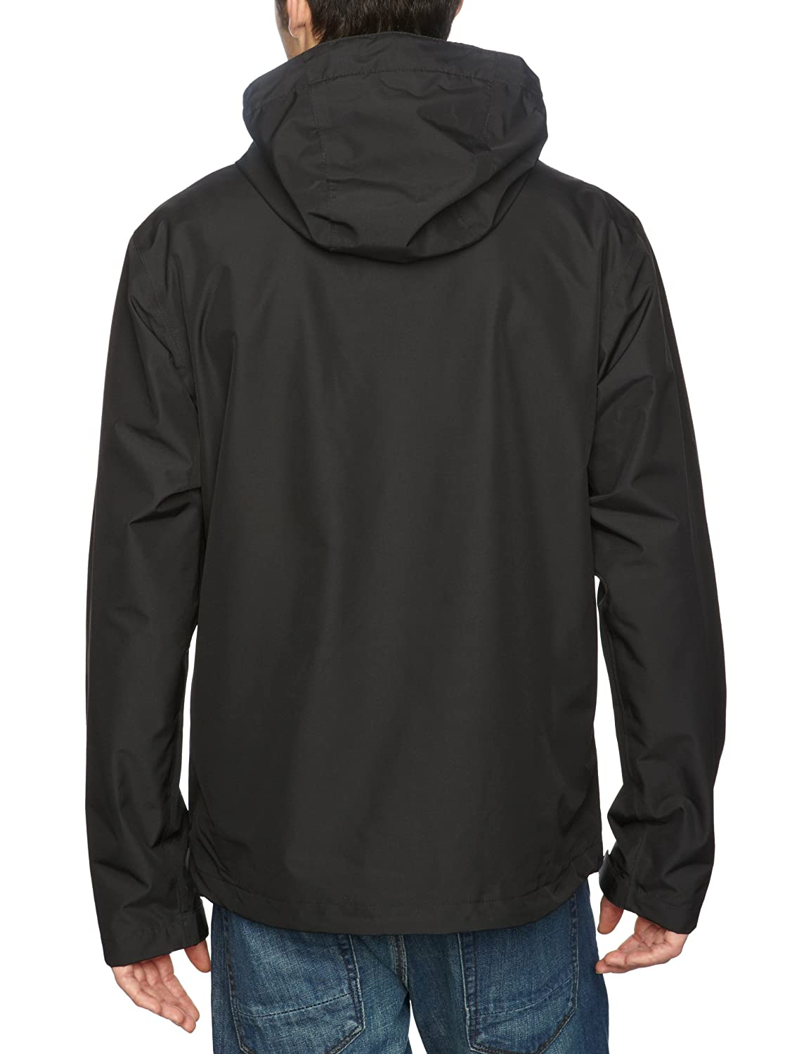 3633a9c245 Amazon.com: Helly Hansen Men's Seven J Waterproof, Windproof, and  Breathable Rain Jacket with Hood: Clothing