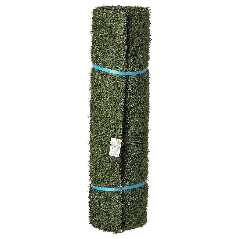 アイリスオーヤマ 人工芝 ロングパイル 100cm×400cm 厚さ3.5cm LP-3514 B01CZKLCKO 10542