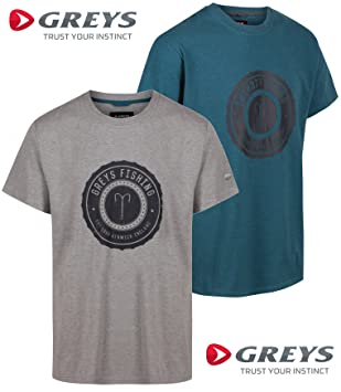 L Greys HERITAGE T-SHIRT GREY