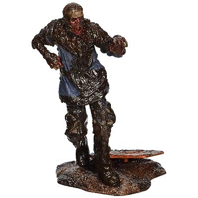 McFarlane Toys The Walking Dead TV Series 7 Mud Walker Action Figure: Toys & Games
