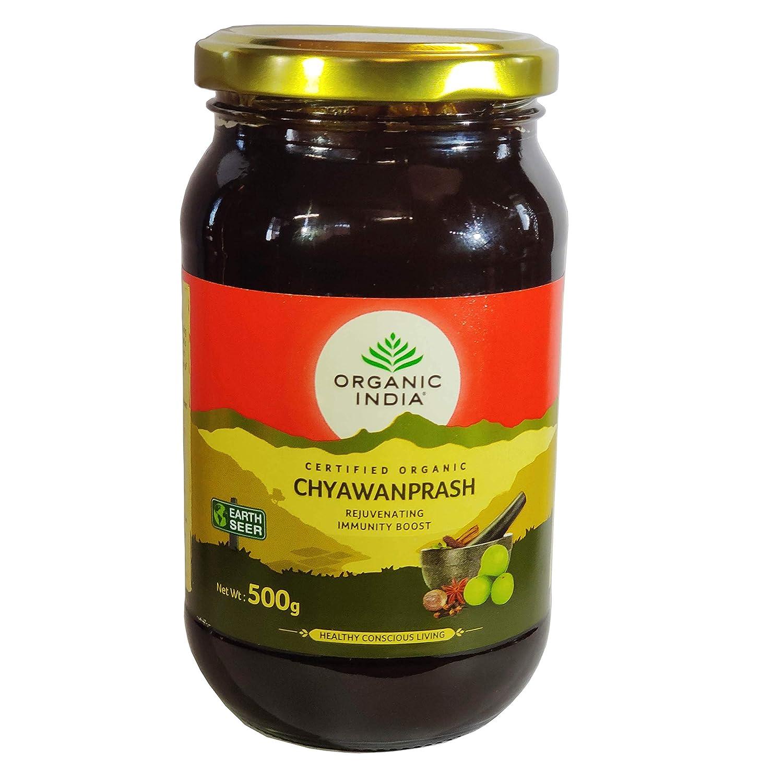 Organic India Chyawanprash – 500g Pack