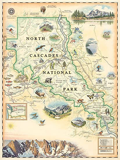Cascades Map on