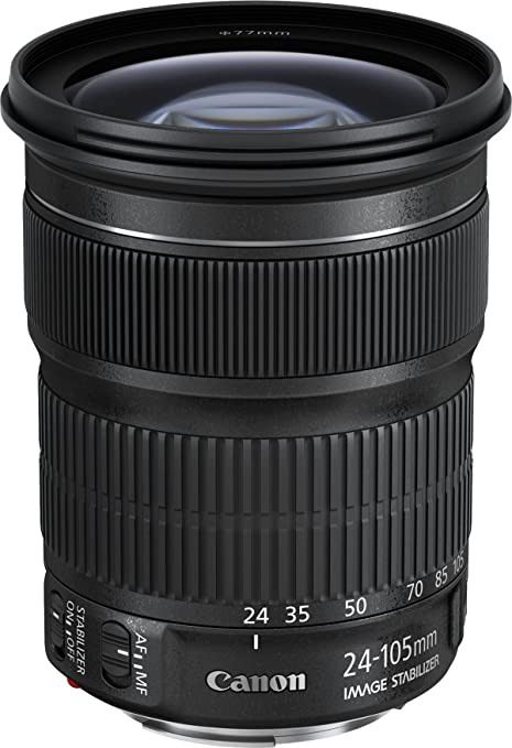 Review Canon EF 24-105MM 1:3.5-5.6