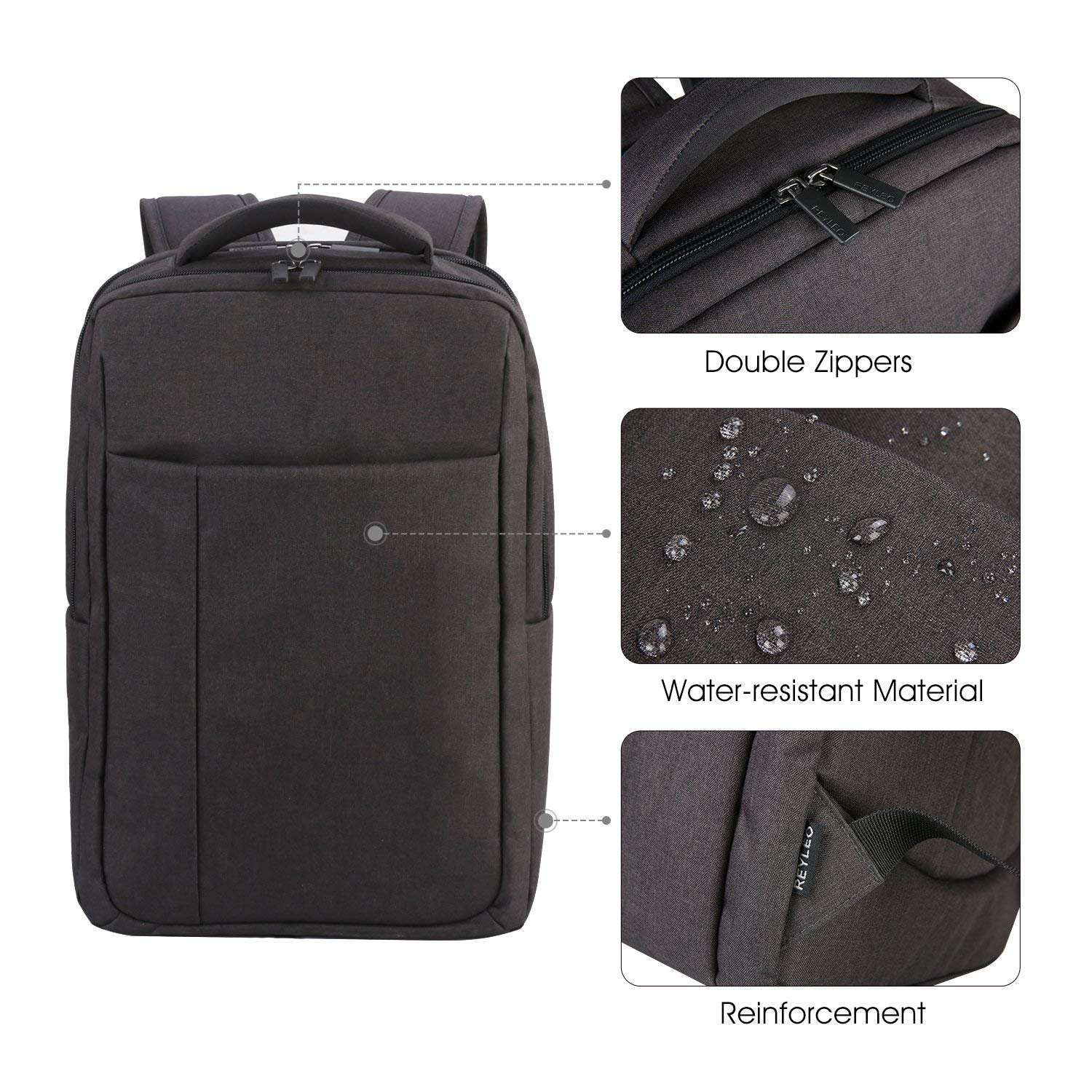 d832b28d1d16 Small Backpack For 14 Inch Laptop- Fenix Toulouse Handball