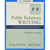 Image for Public Relations Writing: Strategies & Structures