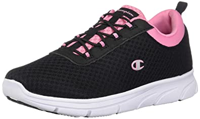 6e39fcd844c Champion Black Pink Women s Sierra Step-in 5.5 Wide