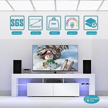 Vibrant Globe - Mueble para TV, diseño Moderno, 160 cm, Color ...