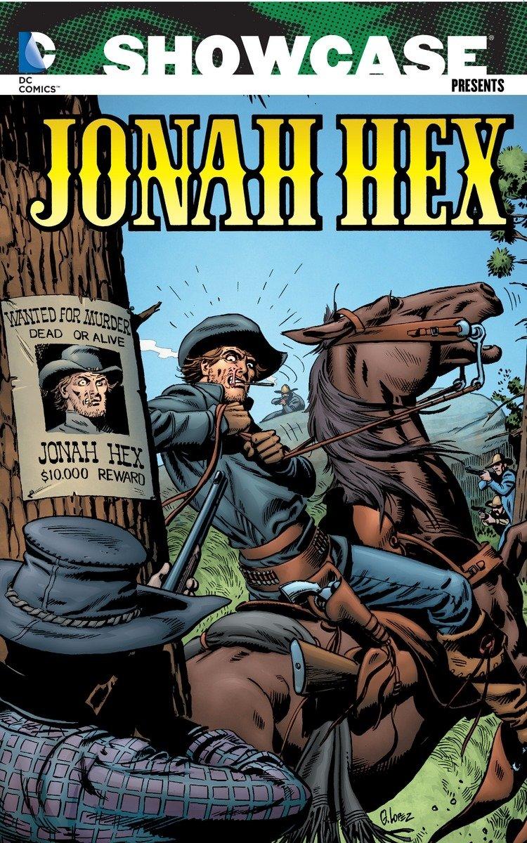 Download Showcase Presents: Jonah Hex Vol. 2 pdf epub