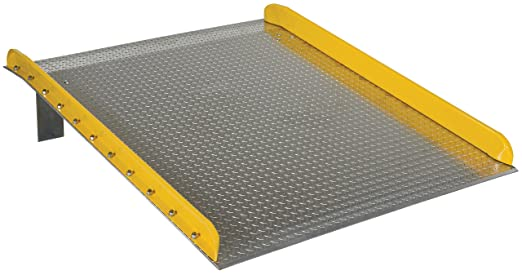 60 L Dock Plate Aluminum 60 W