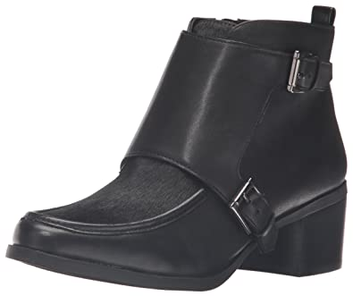 Women's Jeffrey Leather Ankle Bootie