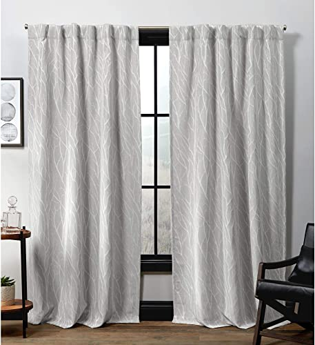 Exclusive Home Curtains Forest Hill Hidden Tab Top Curtain Panel