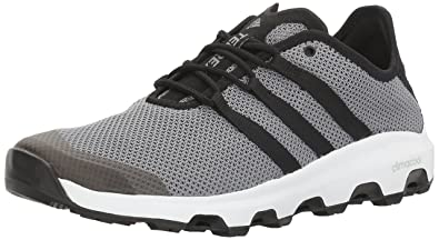 8bf5f902a09c adidas outdoor Men s Terrex Climacool Voyager Water Shoe Grey Black White 7  ...