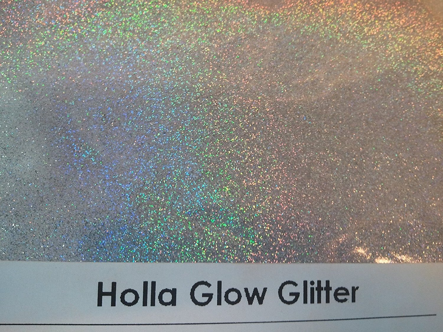 1 OZ HOLLA GLOW GLITTER FOR SOAP COSMETICS Dr Adorable Inc