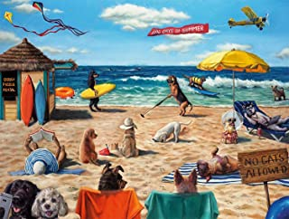 product image for Buffalo Games - Dog Days of Summer - 750 Piece Jigsaw Puzzle