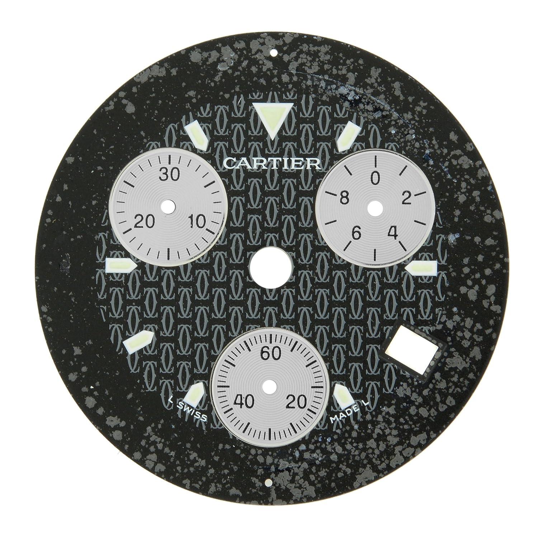 Cartier mx001lm0 30 mm fÜr 38 mm Ligne 21 Herren-Armbanduhr Zifferblatt fÜr W10125U2 Armbanduhr