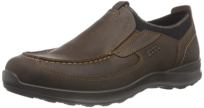 ECCO Hayes, Men's Loafers, Brown (Cocoa Brown), 12.5 UK (47 EU):  Amazon.co.uk: Shoes & Bags