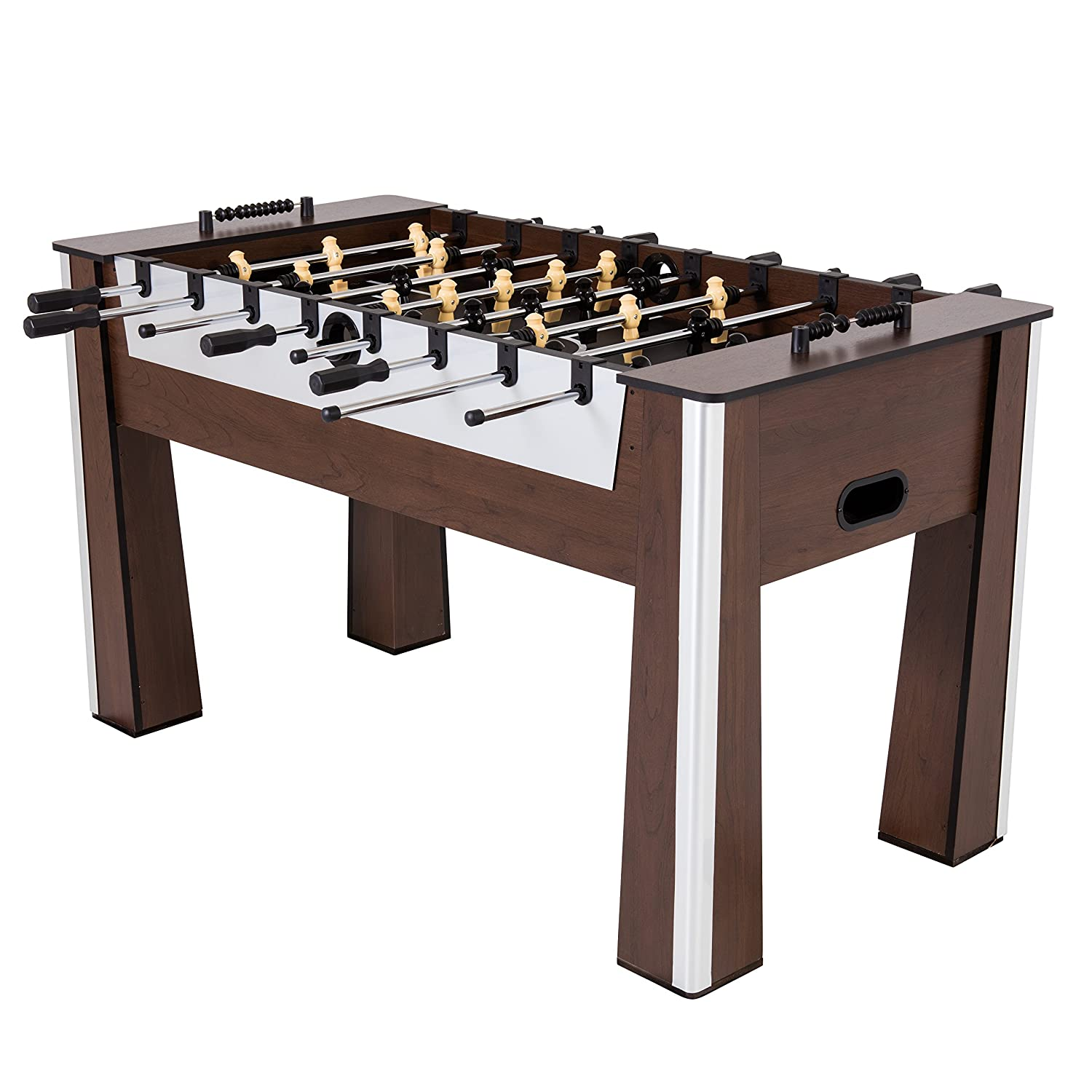 Amazon New Triumph Milan 5 Foosball Table Sports & Outdoors