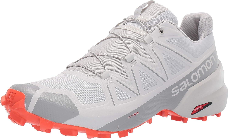 SALOMON Mens Speedcross 5 Hiking Shoe
